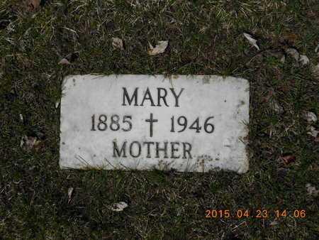 BERTELS, MARY - Delta County, Michigan   MARY BERTELS - Michigan Gravestone Photos