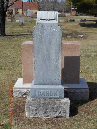 CARON, FAMILY - Delta County, Michigan | FAMILY CARON - Michigan Gravestone Photos