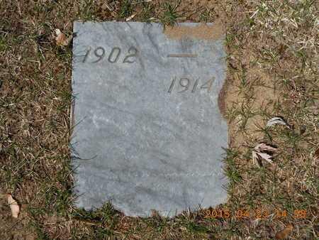 CARON, LEONA VICTORIA - Delta County, Michigan   LEONA VICTORIA CARON - Michigan Gravestone Photos
