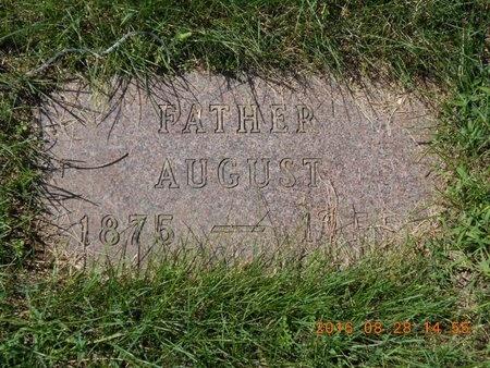 GOODMAN, AUGUST - Delta County, Michigan | AUGUST GOODMAN - Michigan Gravestone Photos