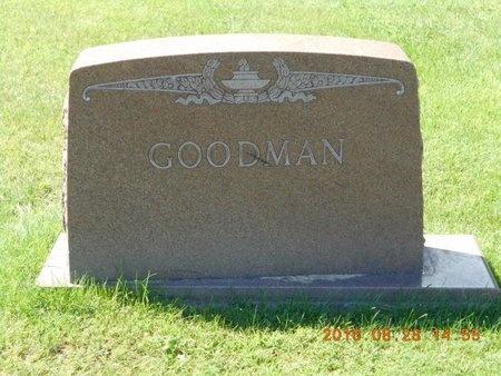 GOODMAN, FAMILY - Delta County, Michigan   FAMILY GOODMAN - Michigan Gravestone Photos