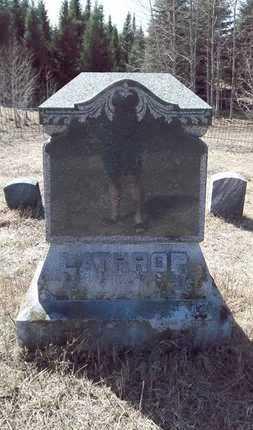 LATHROP, FAMILY - Delta County, Michigan | FAMILY LATHROP - Michigan Gravestone Photos