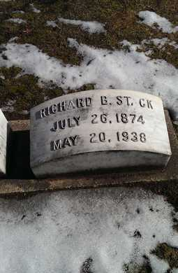 STACK, RICHARD B. - Delta County, Michigan | RICHARD B. STACK - Michigan Gravestone Photos