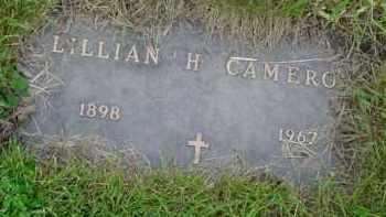 CAMERON, LILLIAN H. - Genesee County, Michigan   LILLIAN H. CAMERON - Michigan Gravestone Photos