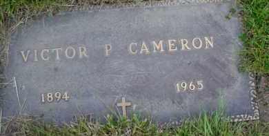 CAMERON, VICTOR P - Genesee County, Michigan | VICTOR P CAMERON - Michigan Gravestone Photos