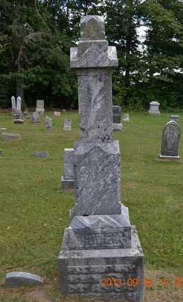 WERNER, ALVA D. - Hillsdale County, Michigan | ALVA D. WERNER - Michigan Gravestone Photos