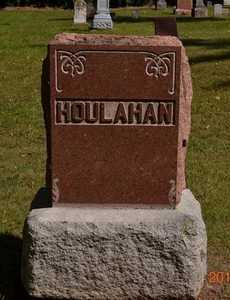 HOULAHAN, FAMILY - Hillsdale County, Michigan | FAMILY HOULAHAN - Michigan Gravestone Photos