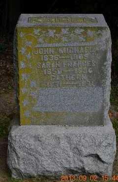 KAISER, JOHN MICHAEL - Hillsdale County, Michigan | JOHN MICHAEL KAISER - Michigan Gravestone Photos