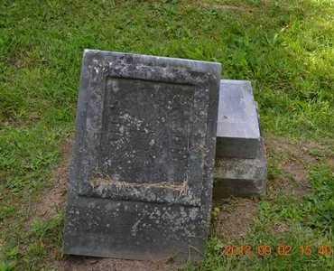 KNAPP, REBECCA P. - Hillsdale County, Michigan | REBECCA P. KNAPP - Michigan Gravestone Photos