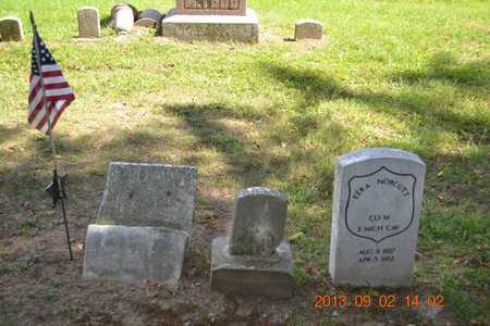 NORCUTT, EZRA - Hillsdale County, Michigan   EZRA NORCUTT - Michigan Gravestone Photos