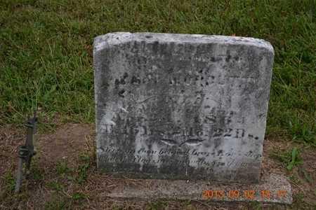 NORCUTT, HENRY D. - Hillsdale County, Michigan | HENRY D. NORCUTT - Michigan Gravestone Photos