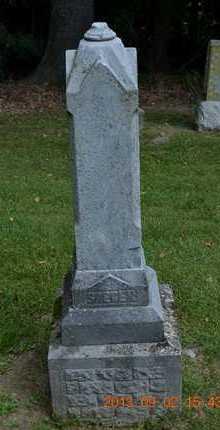 SHEDER, FAMILY - Hillsdale County, Michigan | FAMILY SHEDER - Michigan Gravestone Photos
