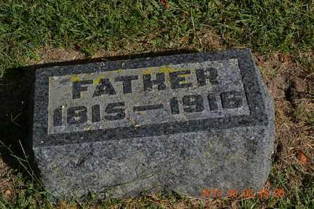 STIVERS, DANIEL - Hillsdale County, Michigan | DANIEL STIVERS - Michigan Gravestone Photos