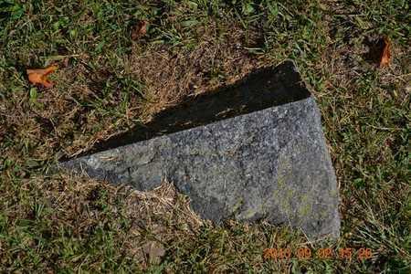 STIVERS, UNKNOWN - Hillsdale County, Michigan | UNKNOWN STIVERS - Michigan Gravestone Photos