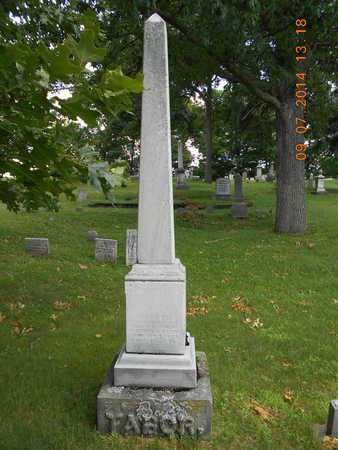TABOR, FAMILY - Hillsdale County, Michigan | FAMILY TABOR - Michigan Gravestone Photos