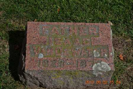 VANDEWATER, ISAAC - Hillsdale County, Michigan | ISAAC VANDEWATER - Michigan Gravestone Photos