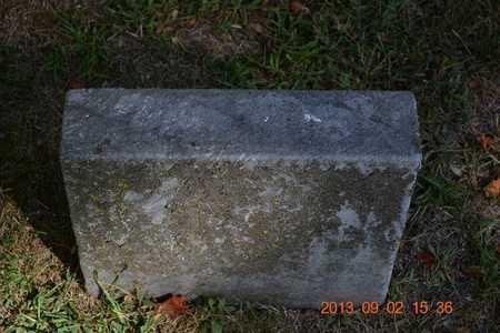 WARWICK, MATIE A. - Hillsdale County, Michigan | MATIE A. WARWICK - Michigan Gravestone Photos