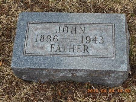 BUCZAKOWSKI, JOHN - Iron County, Michigan   JOHN BUCZAKOWSKI - Michigan Gravestone Photos