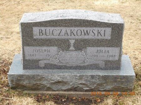 BUCZAKOWSKI, JULIA - Iron County, Michigan | JULIA BUCZAKOWSKI - Michigan Gravestone Photos