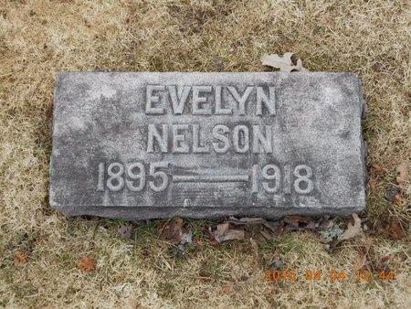 NELSON, EVELYN - Iron County, Michigan   EVELYN NELSON - Michigan Gravestone Photos
