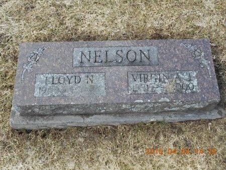 NELSON, VIRGINIA J. - Iron County, Michigan | VIRGINIA J. NELSON - Michigan Gravestone Photos