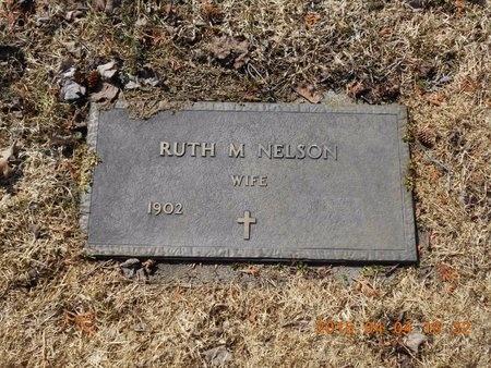 NELSON, RUTH M. - Iron County, Michigan | RUTH M. NELSON - Michigan Gravestone Photos
