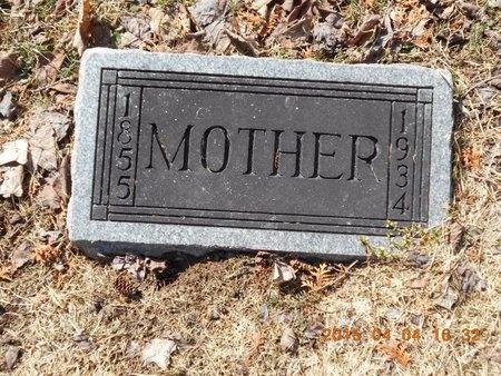 NELSON, SOPHIA - Iron County, Michigan | SOPHIA NELSON - Michigan Gravestone Photos