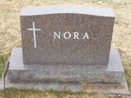 NORA, FAMILY - Iron County, Michigan | FAMILY NORA - Michigan Gravestone Photos