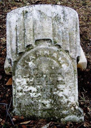 DEAN, HANNAH - Kalamazoo County, Michigan | HANNAH DEAN - Michigan Gravestone Photos