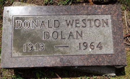 DOLAN, DONALD W. - Kalamazoo County, Michigan   DONALD W. DOLAN - Michigan Gravestone Photos