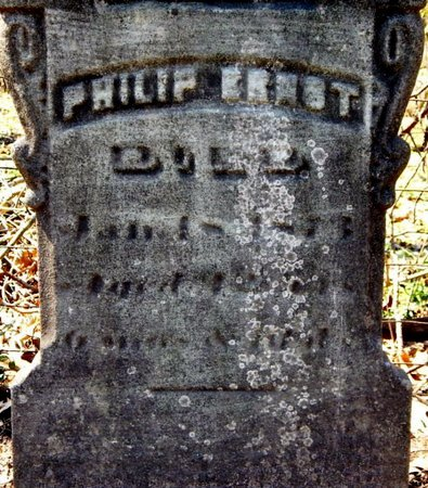 ERNST, PHILIP - Kalamazoo County, Michigan | PHILIP ERNST - Michigan Gravestone Photos