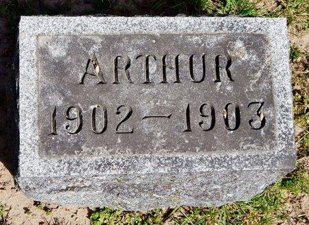 GREER, ARTHUR - Kalamazoo County, Michigan | ARTHUR GREER - Michigan Gravestone Photos