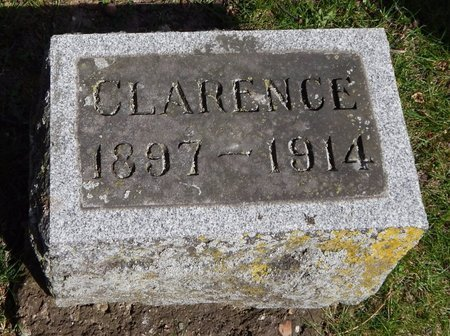 GREER, CLARENCE - Kalamazoo County, Michigan | CLARENCE GREER - Michigan Gravestone Photos