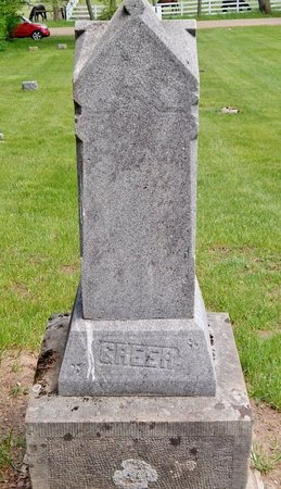 GREER, FAMILY MARKER - Kalamazoo County, Michigan | FAMILY MARKER GREER - Michigan Gravestone Photos