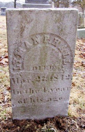 HALL, LYMAN - Kalamazoo County, Michigan   LYMAN HALL - Michigan Gravestone Photos