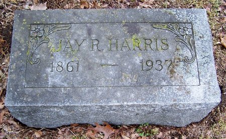 HARRIS, JAY R. - Kalamazoo County, Michigan | JAY R. HARRIS - Michigan Gravestone Photos