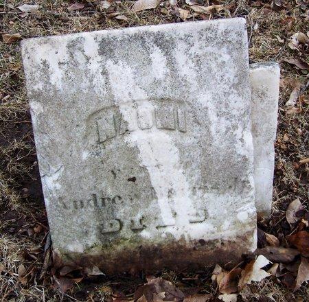 HARRIS, NAOMI - Kalamazoo County, Michigan   NAOMI HARRIS - Michigan Gravestone Photos