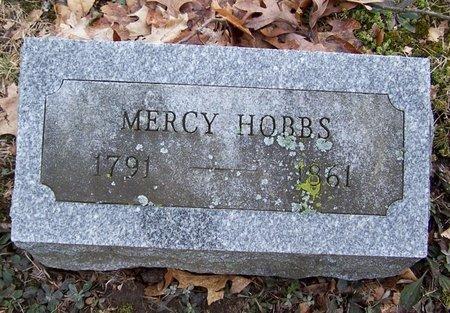 HOBBS, MERCY - Kalamazoo County, Michigan | MERCY HOBBS - Michigan Gravestone Photos
