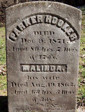 HOOKER, MATILDA - Kalamazoo County, Michigan | MATILDA HOOKER - Michigan Gravestone Photos