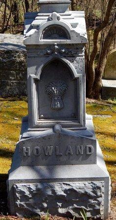 HOWLAND, FAMILY MARKER - Kalamazoo County, Michigan | FAMILY MARKER HOWLAND - Michigan Gravestone Photos