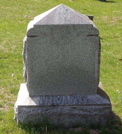 IRVING, FAMILY MARKER - Kalamazoo County, Michigan   FAMILY MARKER IRVING - Michigan Gravestone Photos