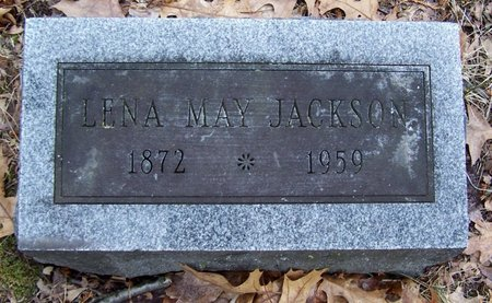JACKSON, LENA - Kalamazoo County, Michigan | LENA JACKSON - Michigan Gravestone Photos