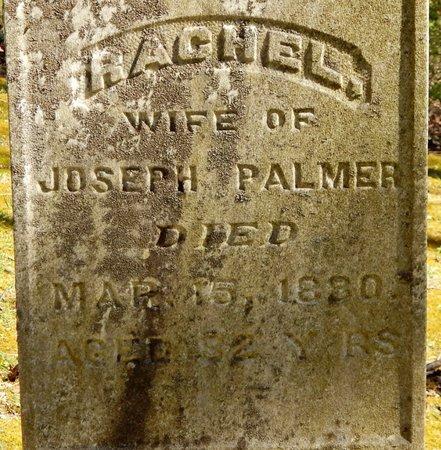 PALMER, RACHEL - Kalamazoo County, Michigan | RACHEL PALMER - Michigan Gravestone Photos