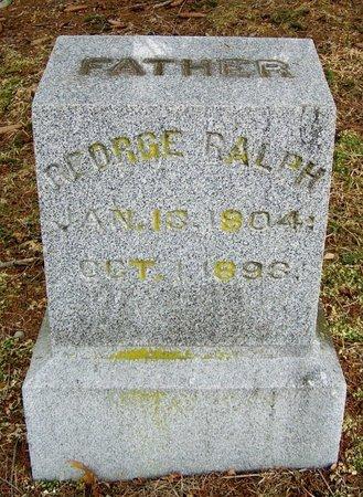 RALPH, GEORGE - Kalamazoo County, Michigan | GEORGE RALPH - Michigan Gravestone Photos