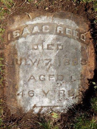 REED, ISAAC - Kalamazoo County, Michigan   ISAAC REED - Michigan Gravestone Photos