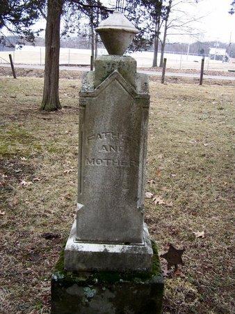 ROGERS, FAMILY MARKER - Kalamazoo County, Michigan   FAMILY MARKER ROGERS - Michigan Gravestone Photos