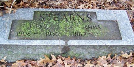 STEARNS, EMMA - Kalamazoo County, Michigan   EMMA STEARNS - Michigan Gravestone Photos
