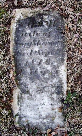 SHERWOOD, SALAME - Kalamazoo County, Michigan | SALAME SHERWOOD - Michigan Gravestone Photos
