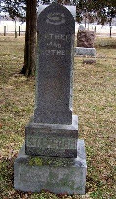 STAFFORD, FAMILY MARKER - Kalamazoo County, Michigan | FAMILY MARKER STAFFORD - Michigan Gravestone Photos
