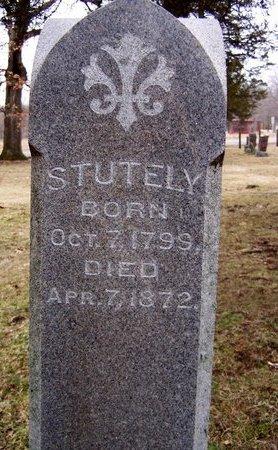STAFFORD, STUTLEY - Kalamazoo County, Michigan | STUTLEY STAFFORD - Michigan Gravestone Photos